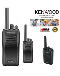Kenwood TK-3501T PMR446 UHF Portable License Free Transceiver