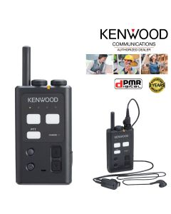 Kenwood Dect WD-K10PBS 1.9Ghz Two Way Intercom System Portable Base Station